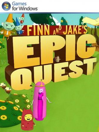 Finn and Jakes Epic Quest